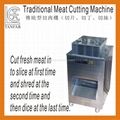 天发传统型切肉机slicing