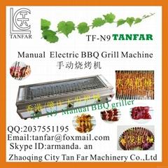 TF-N9Korean syle manual BBQ grill machine