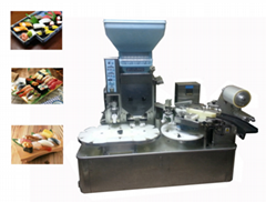SUZUMO ST-77SGP-S Sushi packaging machine 2 in 1 machine