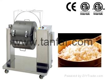 玲茂MCR-UNC自动米饭拌醋机 1