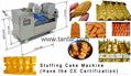automatic stuffing cake machine,layer