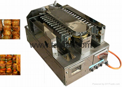 Auto.Rotating Bar.B.Q. Machine & Yakitori Machine  (Hot Product - 1*)