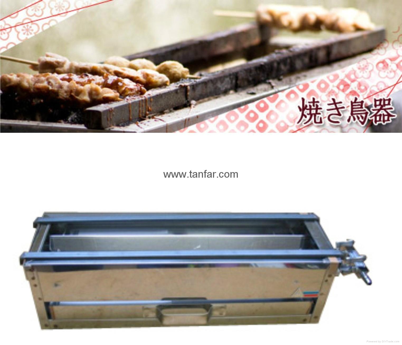 日式烧烤机