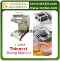 The Thinnest Meat Slicing Machine  In