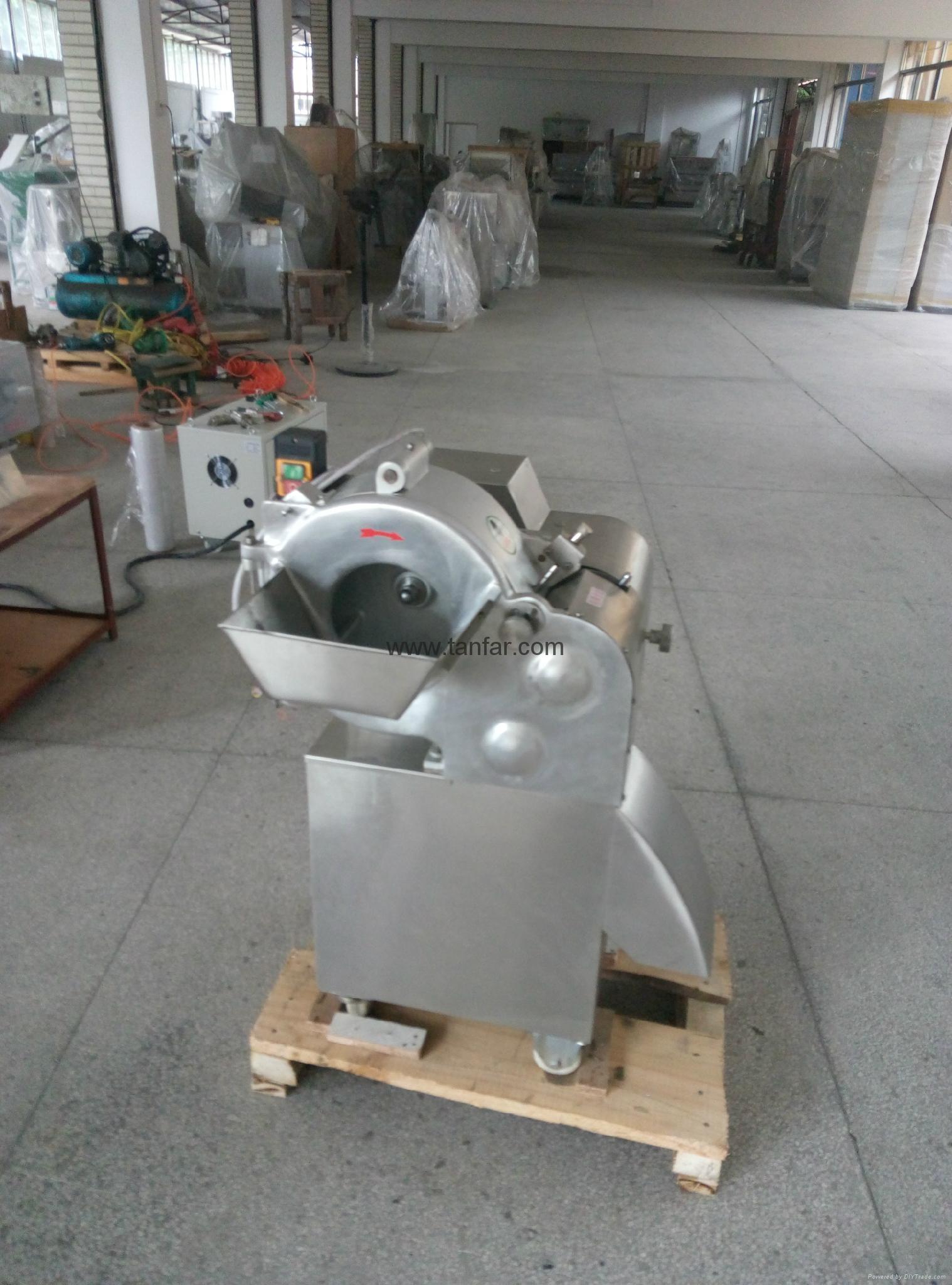 TF-305 叶茎类切菜机 11