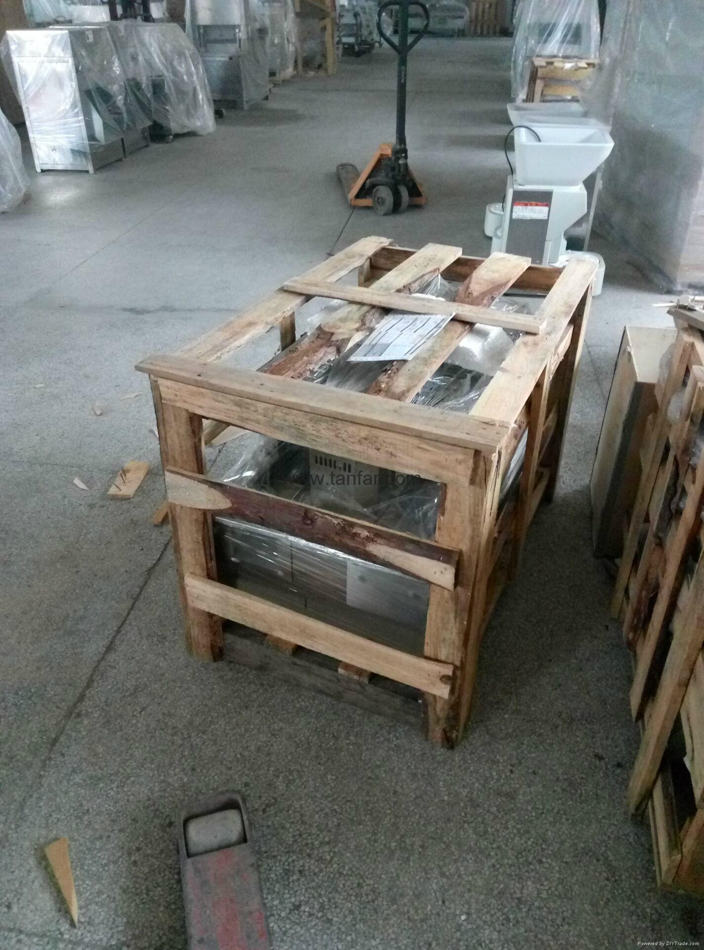 天發自動炒飯機 炒菜機 炒食機TF-460 4
