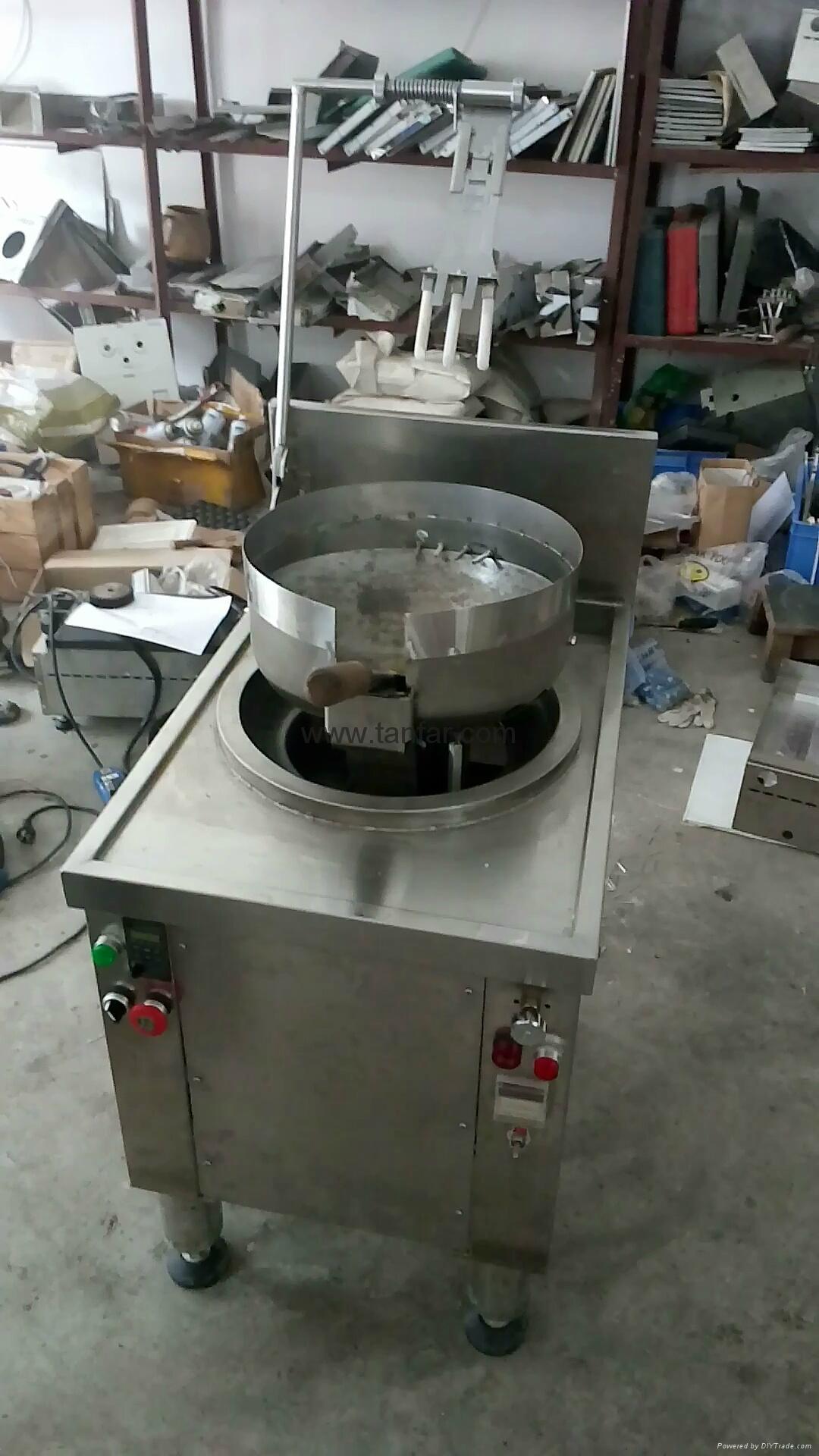 天发自动炒饭机 炒菜机 炒食机TF-460 11