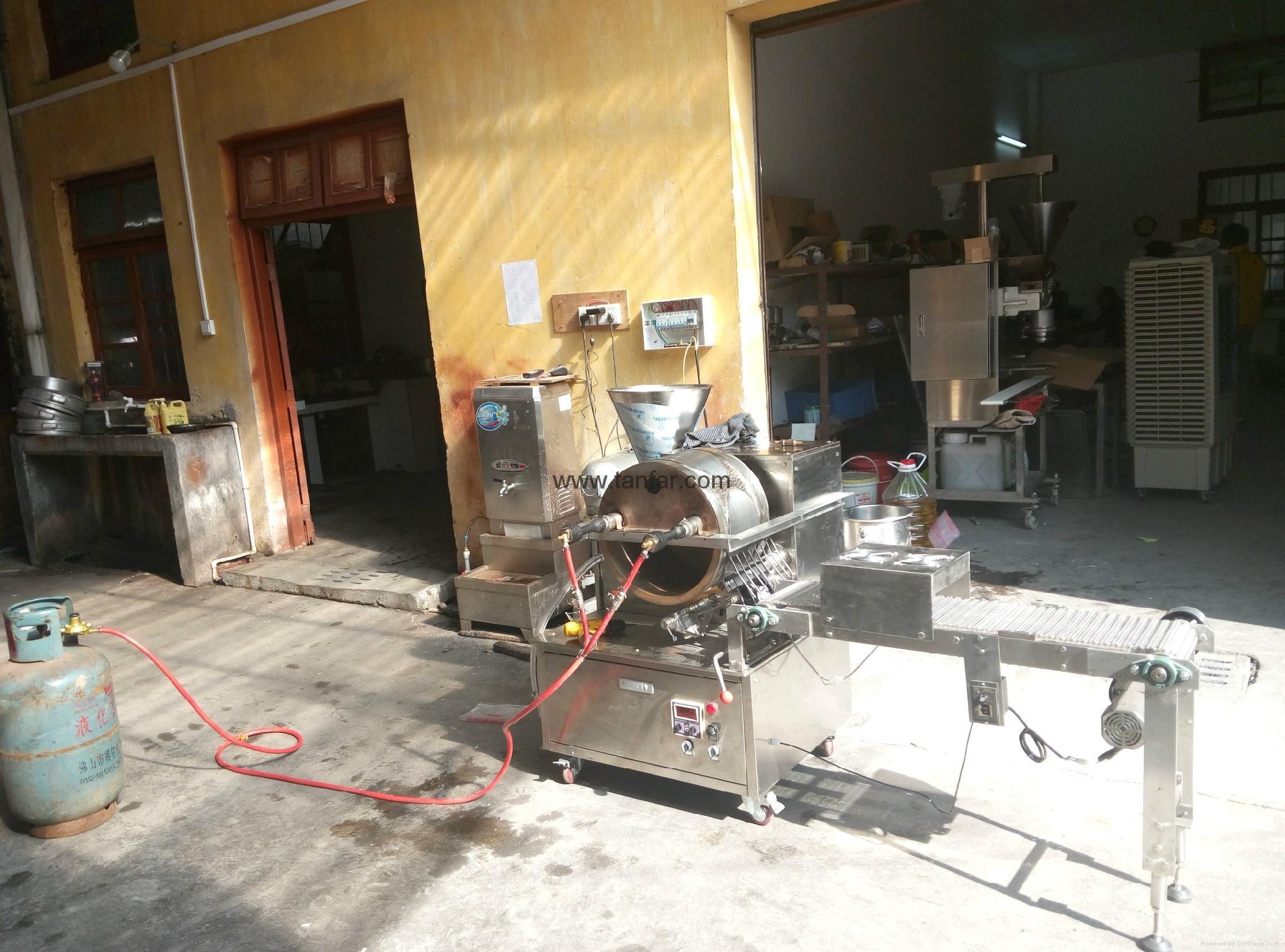 自动无烟回转串烧机 电热式烧烤机   烧烤炉 18