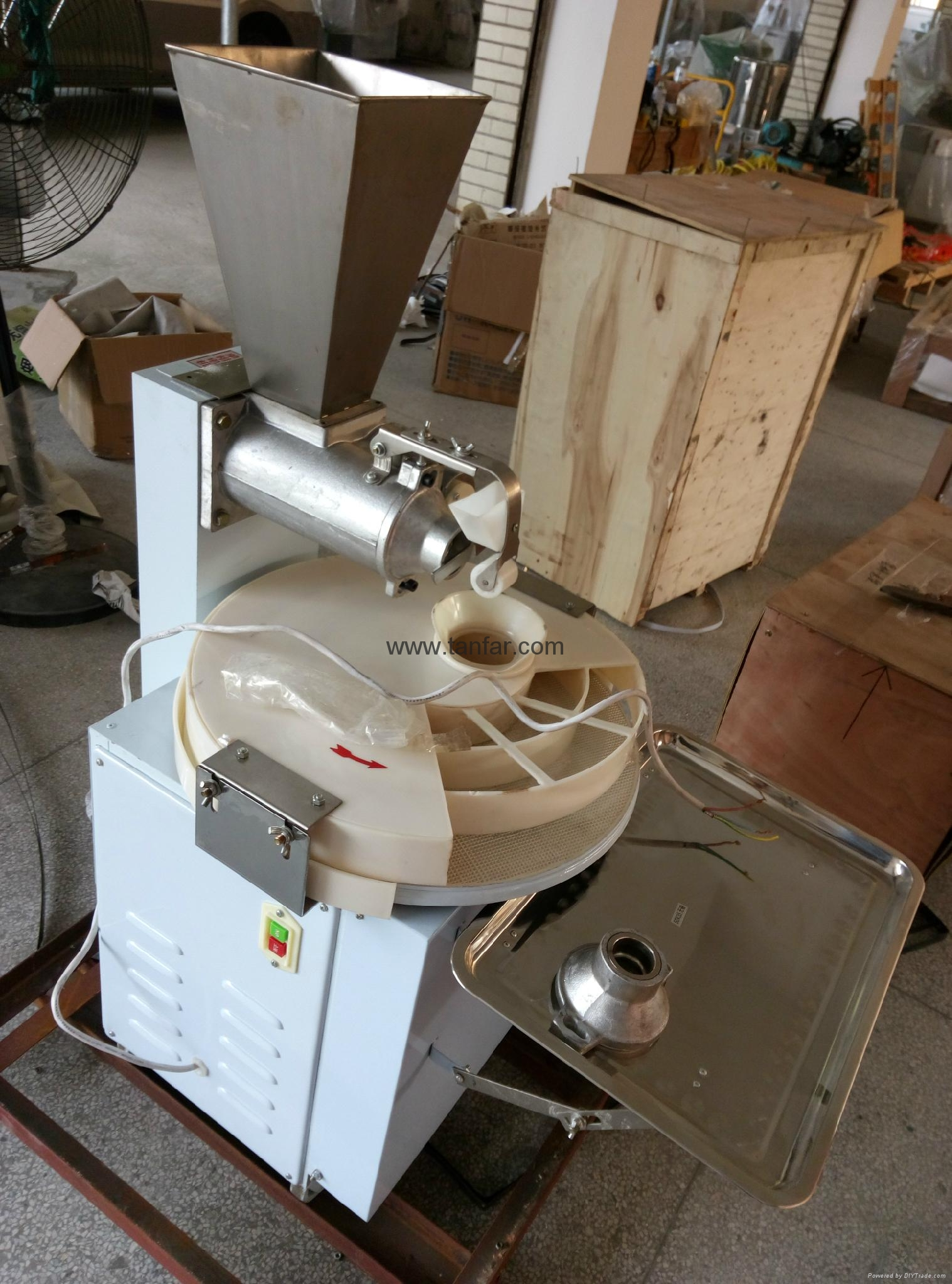Semi-Automatic Shao Mai Forming Machine 17