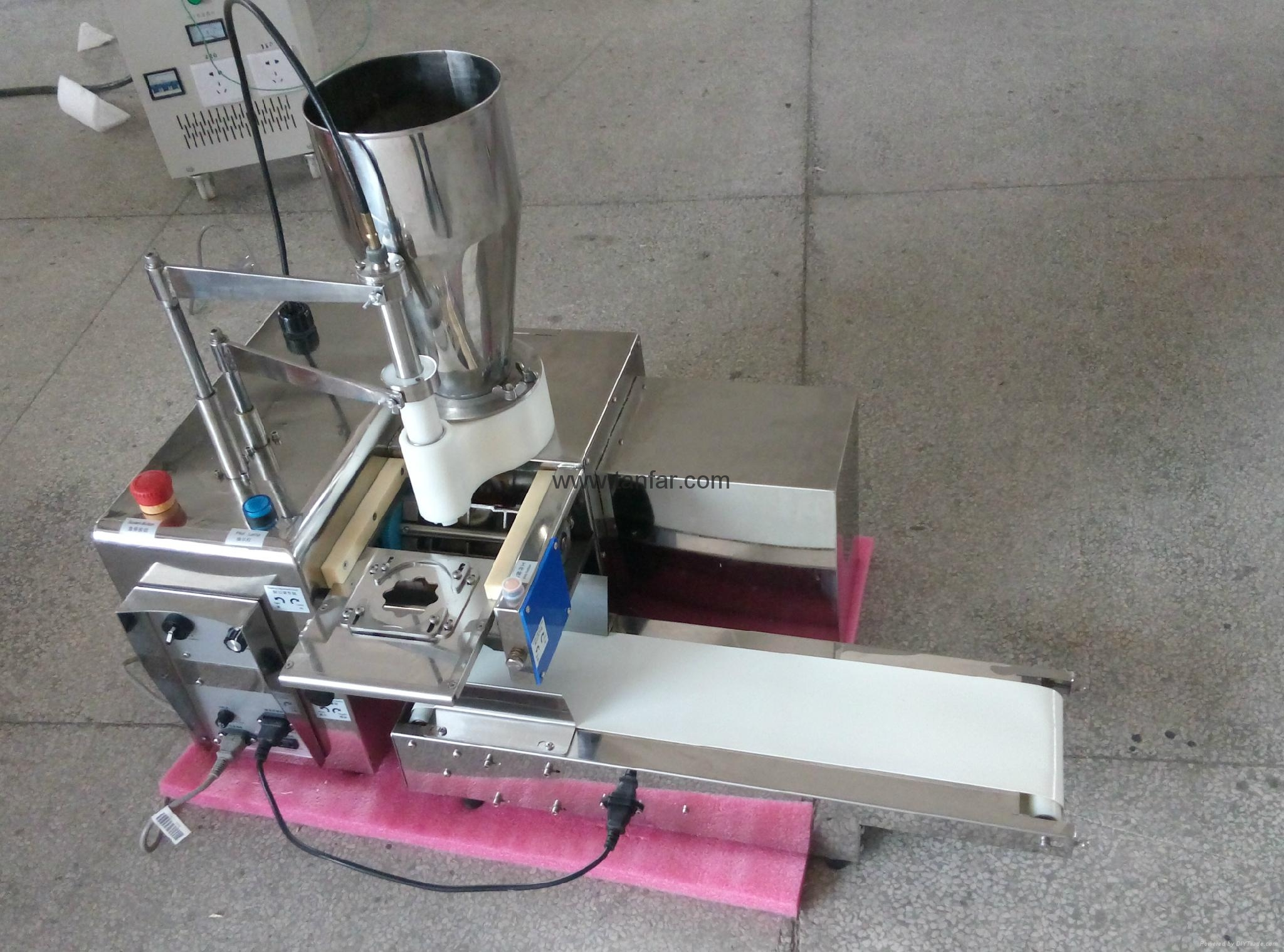 Semi-Automatic Shao Mai Forming Machine 18