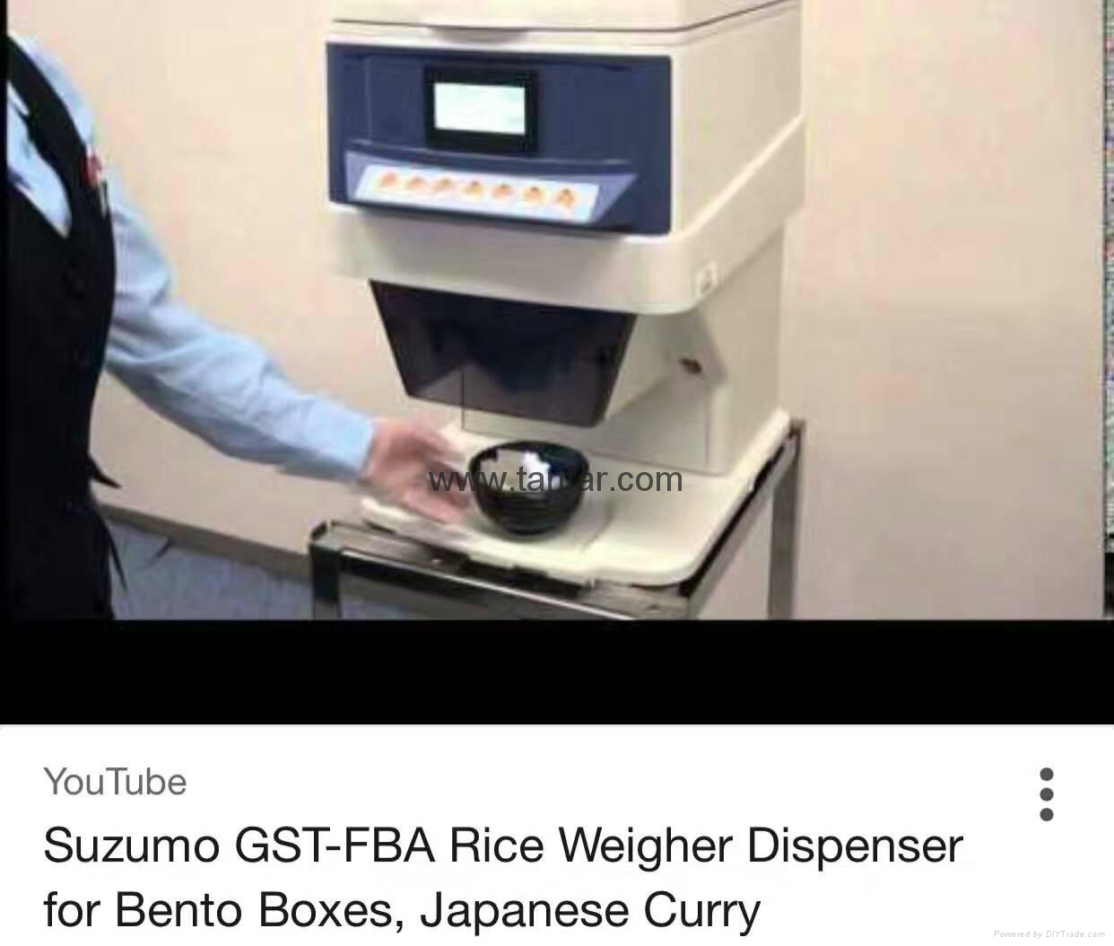 TANFAR Automatic Sushi Rice Ball Forming Machine TF-1002 13