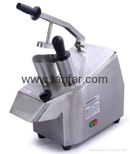 天發電動水果切絲機切粒機粉碎機切片機 2
