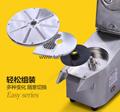 天發電動水果切絲機切粒機粉碎機切片機 7