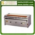 日本电加热式烧烤机 烧烤炉 串烧机 3P-210C