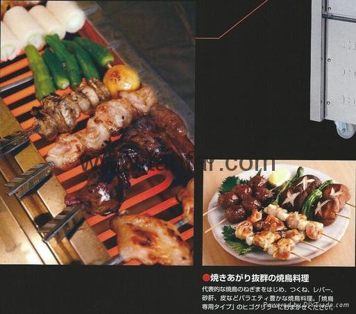 進口日本燒烤機