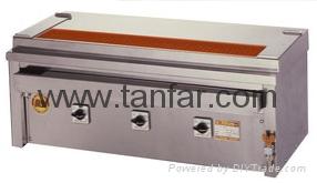 日本電加熱式燒烤機 燒烤爐 串燒機 3P-210C 4