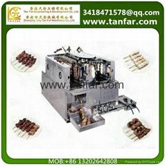 自動無煙迴轉串燒機 電熱式燒烤機   燒烤爐