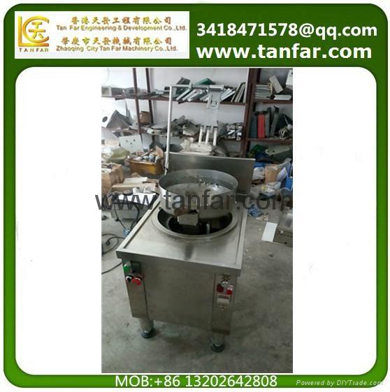 燃氣加熱自動拋鍋炒飯機