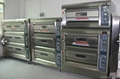 VSK-808 Electric Barbecue oven with Salamander  5