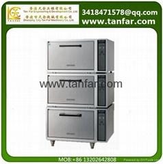 三层不锈钢寿司饭电加热煮饭锅