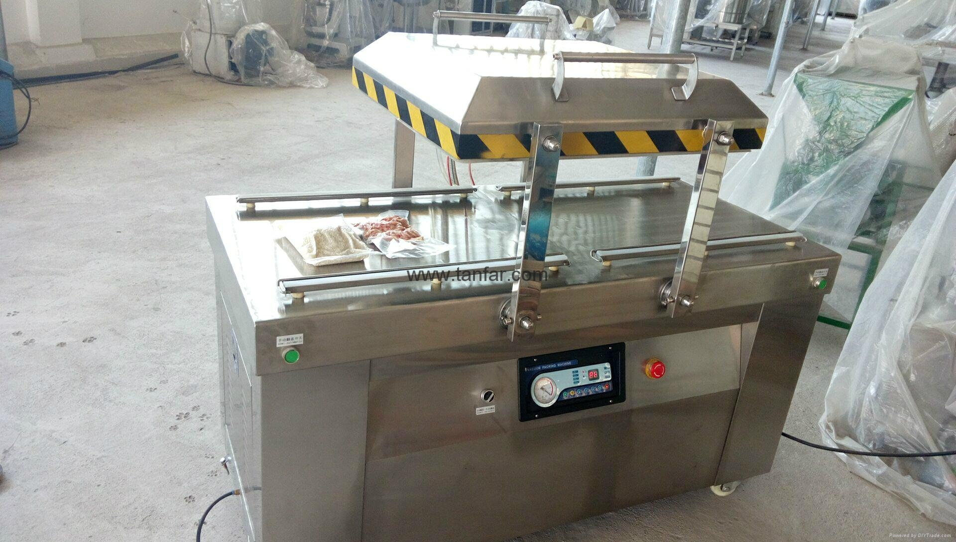 TANFAR VACUUM PACKING MACHINE 2