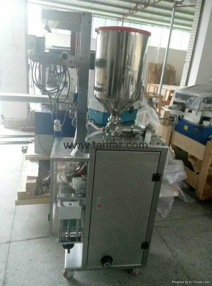 天发液体及颗粒包装机 TF-L100 4
