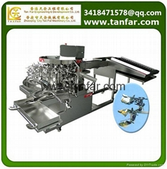 Chicken Egg Breaking&Knocking machine TF-528