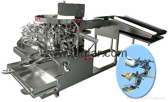 Egg washing machine TF-22/28 5