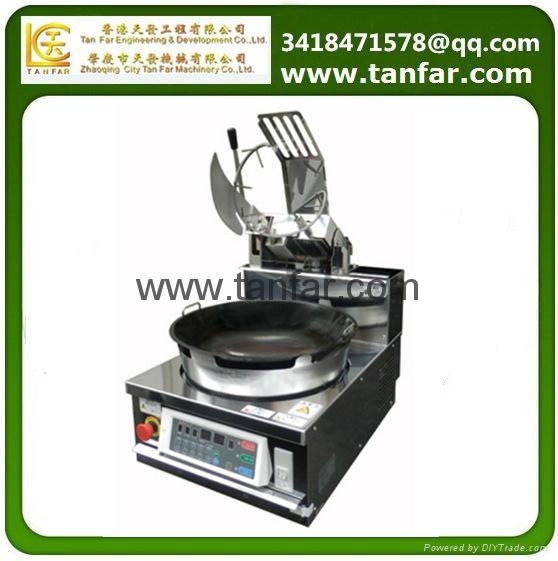 自动炒饭炒面机RCG-560 1