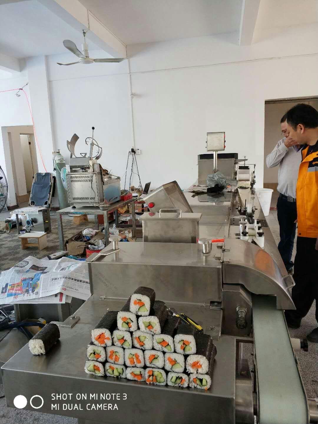 天发寿司卷生产线 3