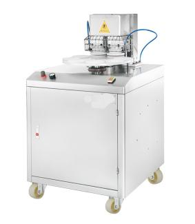 TANFAR shrimp dumpling skin forming machine 1