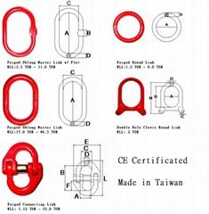 PASAK Grade 80 Chain Links