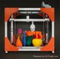大尺寸三维快速成型BigRep3D打印机 3