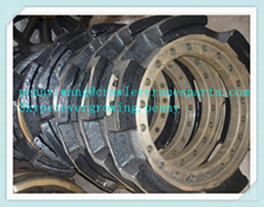 sprocket for Hitachi Sumitomo SCX300 crawler crane