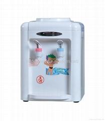 Bottled Desktop hot water dispenser