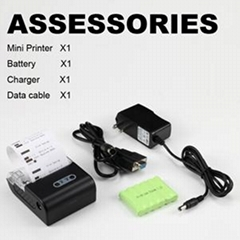 EPX58 series Wireless Mini Printer