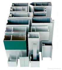 北京幕牆鋁型材銷售以及加工安裝製作