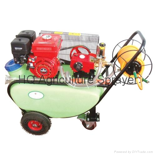 2017 New Type Agriculture pest control sprayer machine pump sprayer 2