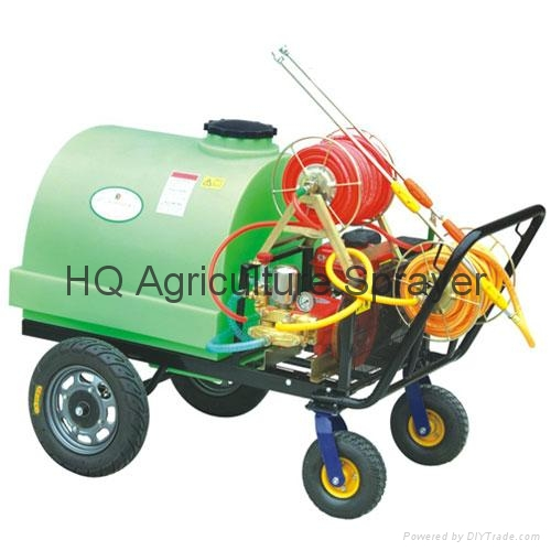 2017 New Type Agriculture pest control sprayer machine pump sprayer 4