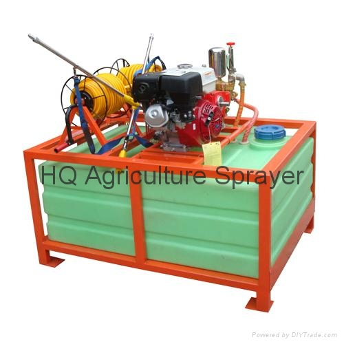 2017 New Type Agriculture pest control sprayer machine pump sprayer 5