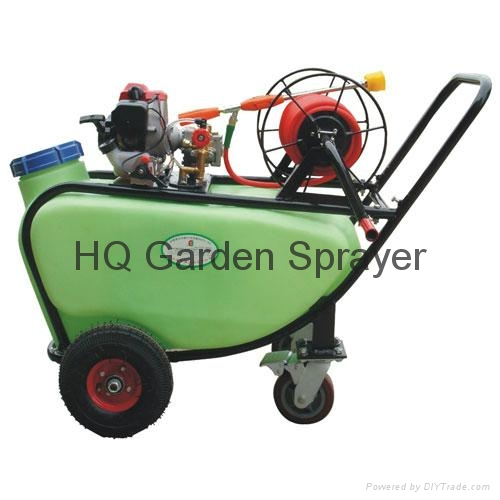 Portable 200 L metal pump pressure garden sprayers for sale 2