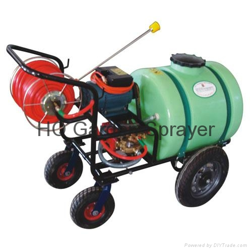 Portable 200 L metal pump pressure garden sprayers for sale 1