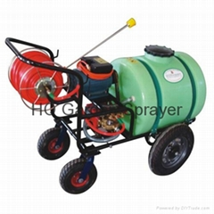 Portable 200 L metal pump pressure garden sprayers for sale