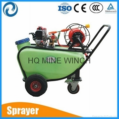 Gasoline fogging machine