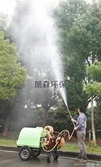 農用便攜式電動噴霧打藥機果樹打藥機