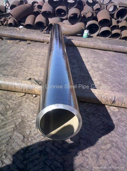alloy seamless steel pipe astm a335 p22 p9 5