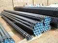 carbon steel sch 40/80/160 seamless pipe 4