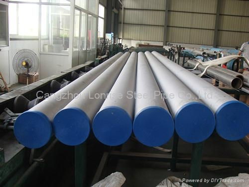 stainless steel astm a403 304/316 pipe 3