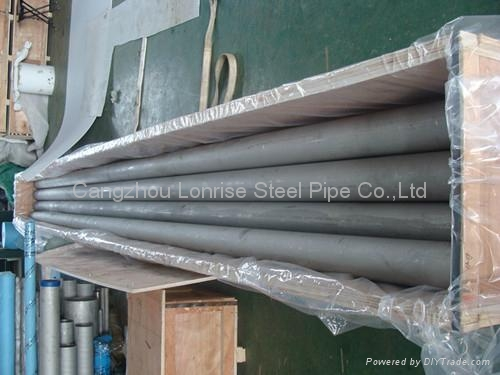 stainless steel astm a403 304/316 pipe 5