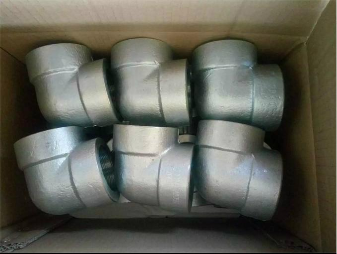 thread or socket weled forged fittings 4